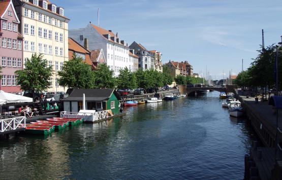 Barer på Christianshavn